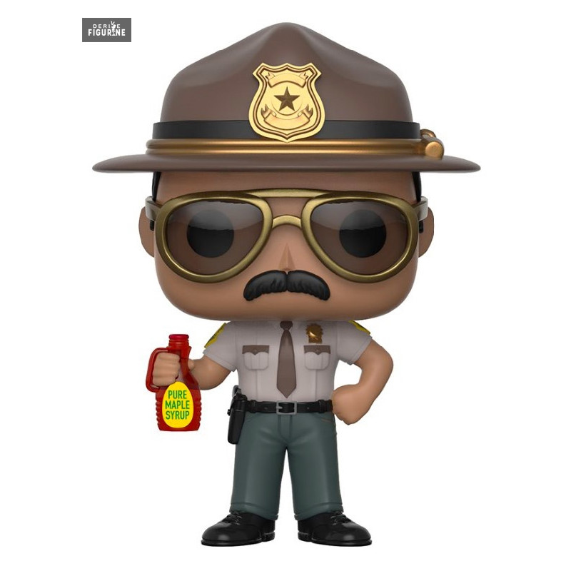 Ramathorn Thorny Super Troopers Official Funko Pop Vinyl Figure Collectables