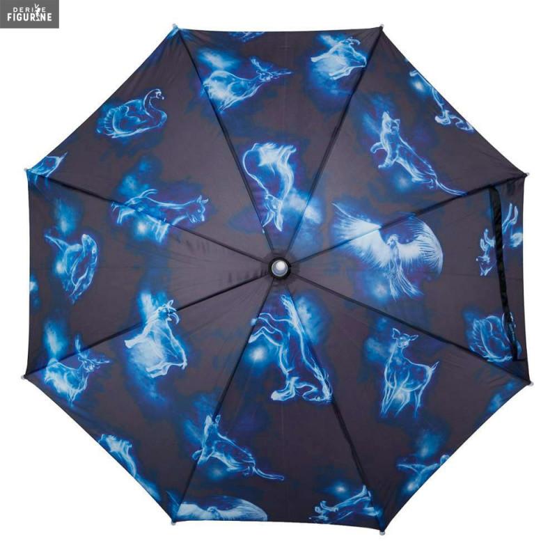 Luminous Umbrella Patronus Harry Potter Bioworld