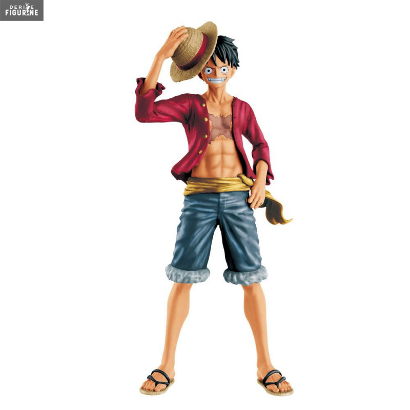 Monkey D Luffy Figure Memory One Piece Banpresto