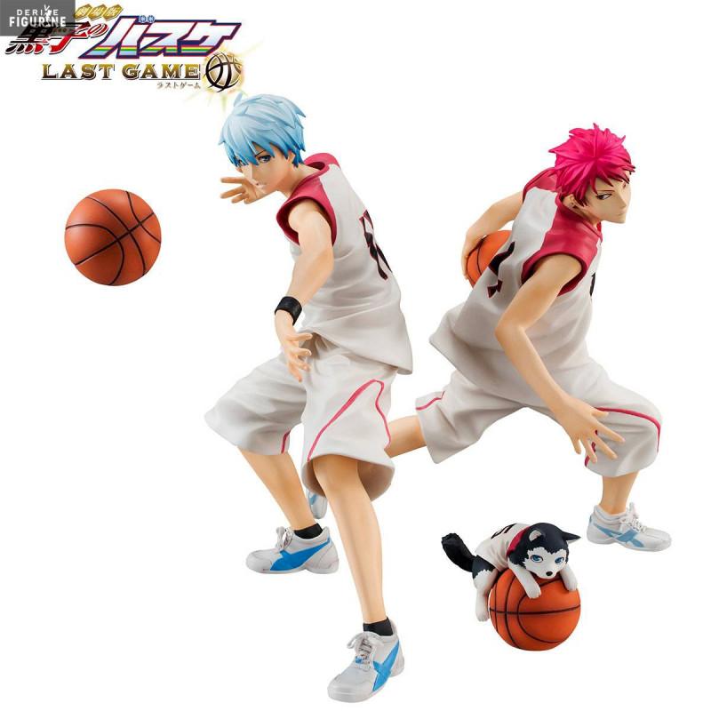 Pack Figurines Akashi Seijuro & Tetsuya Kuroko Ver. Last