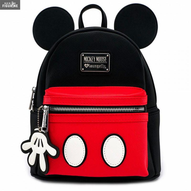 magasin en ligne 3e046 00b6e Sac à dos Mickey Mouse - Disney - Loungefly