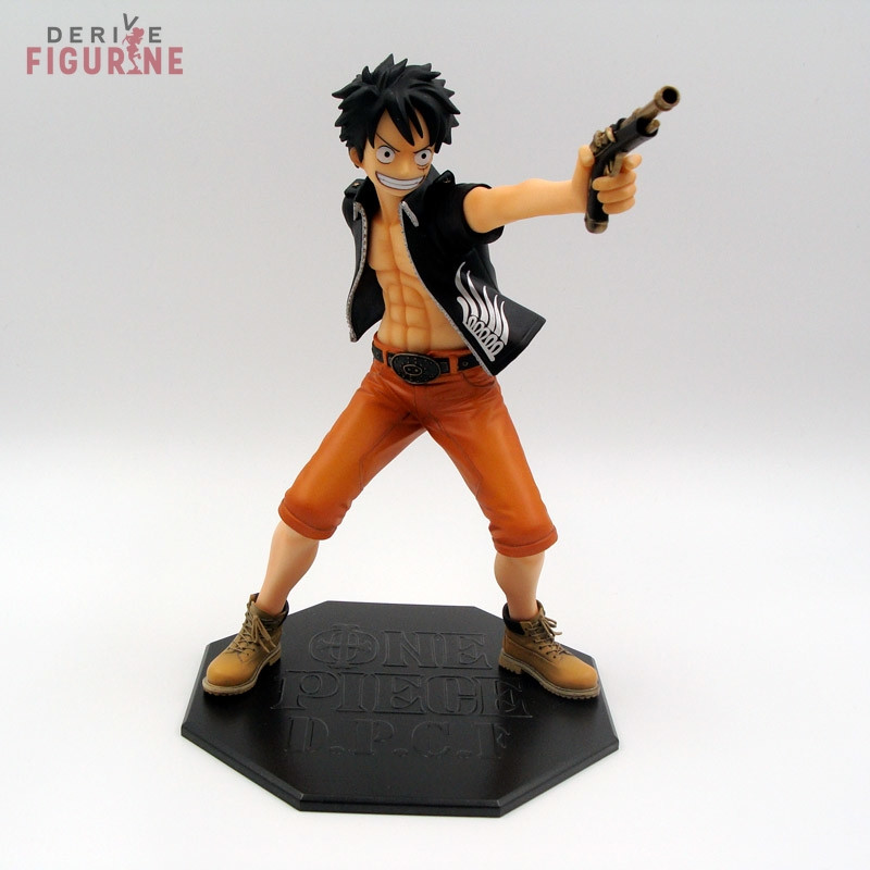 2 color Anime One Piece Monkey D Luffy Gear Second Ver
