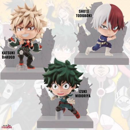 Banpresto My Hero Academia Kyun Chara Collectible Figure Katsuki Bakugou