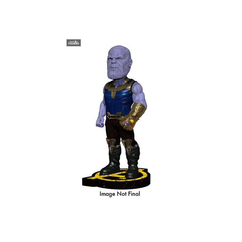 Thanos Figure Head Knocker Marvel Avengers Infinity