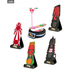 figurines retour vers le futur et produits d riv s. Black Bedroom Furniture Sets. Home Design Ideas