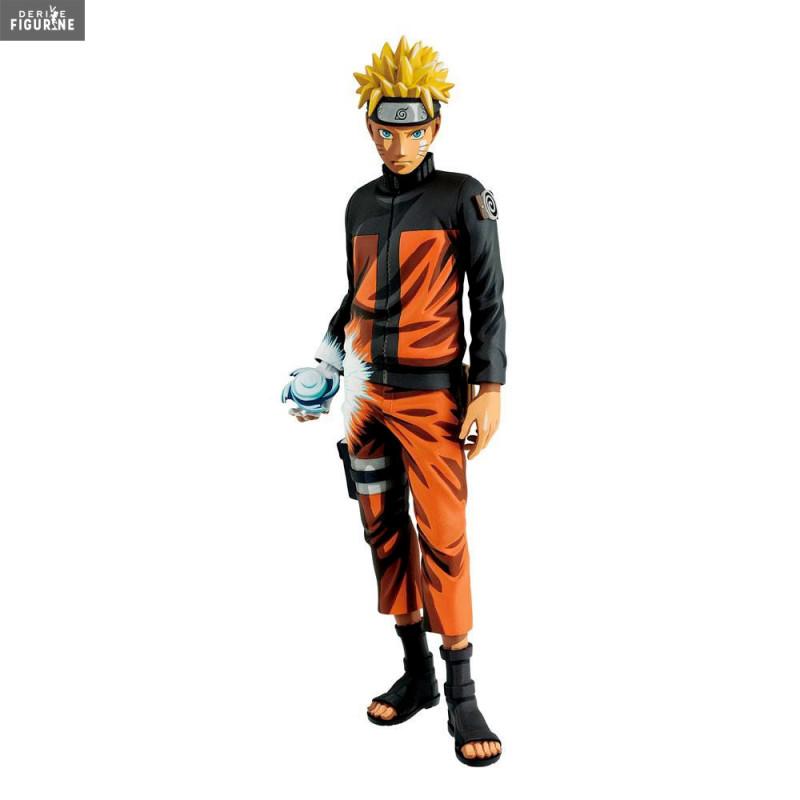Figurine Naruto Uzumaki, Grandista Shinobi Relations ...