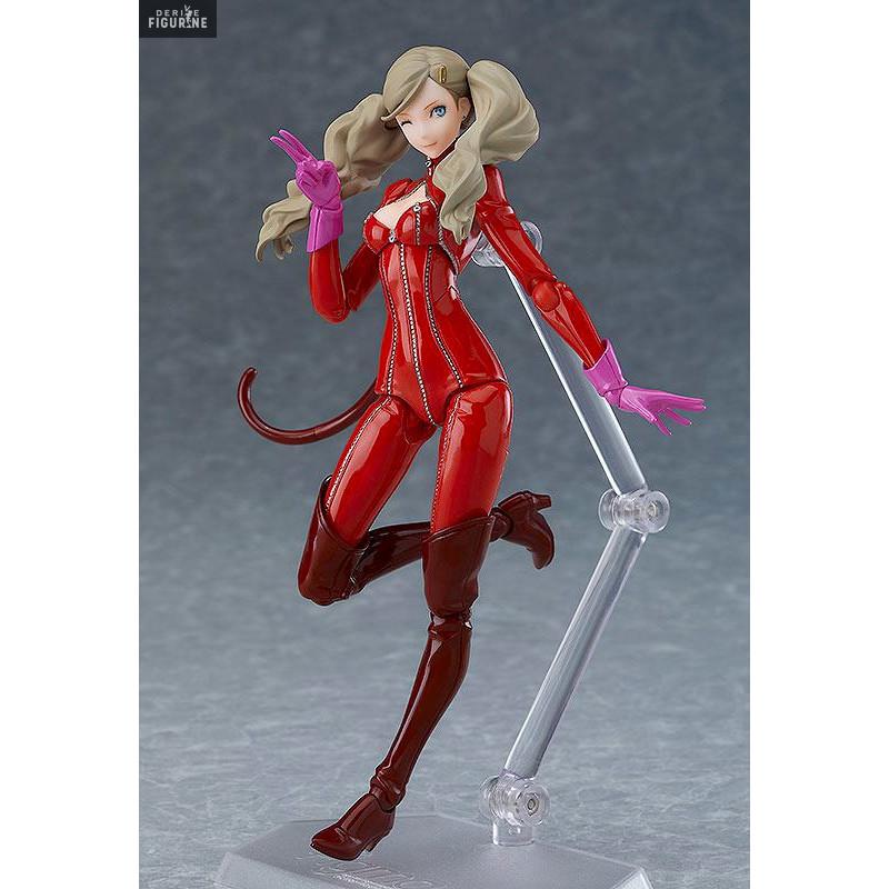 Panther (Ann Takamaki) figure, Figma - Persona 5 - Max Factory