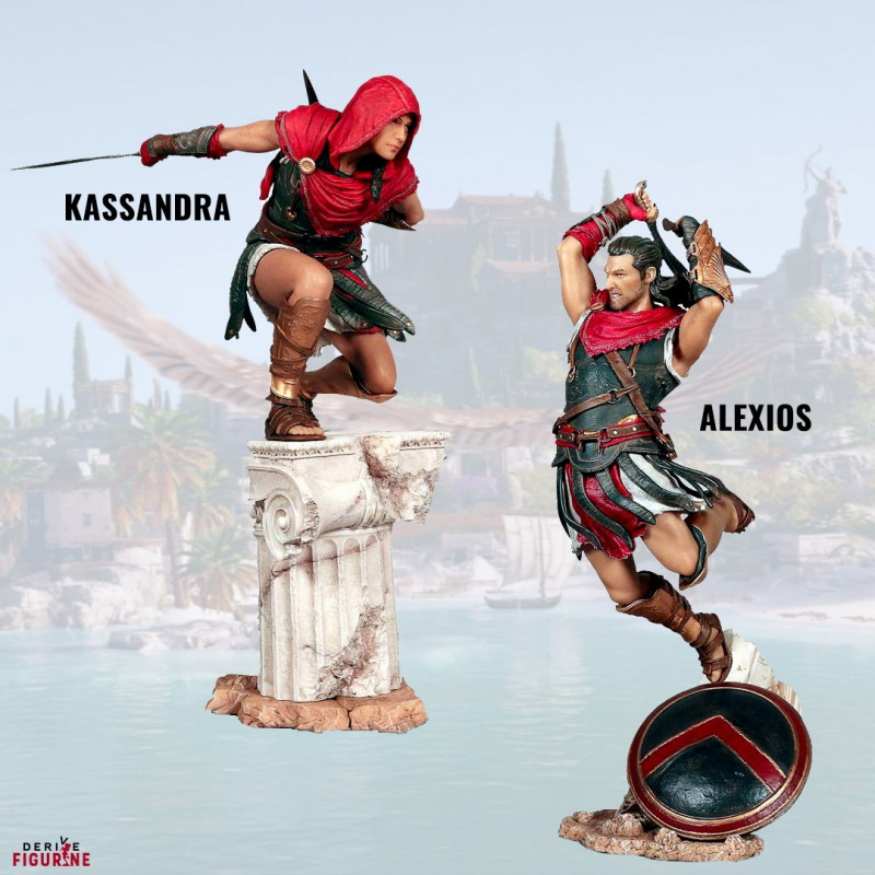 Alexios Or Kassandra Figure Of Your Choice Assassin S Creed