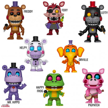 Funko Toys FNAF Five Nights at Freddy/'s Pizza Simulator PIGPATCH Figure
