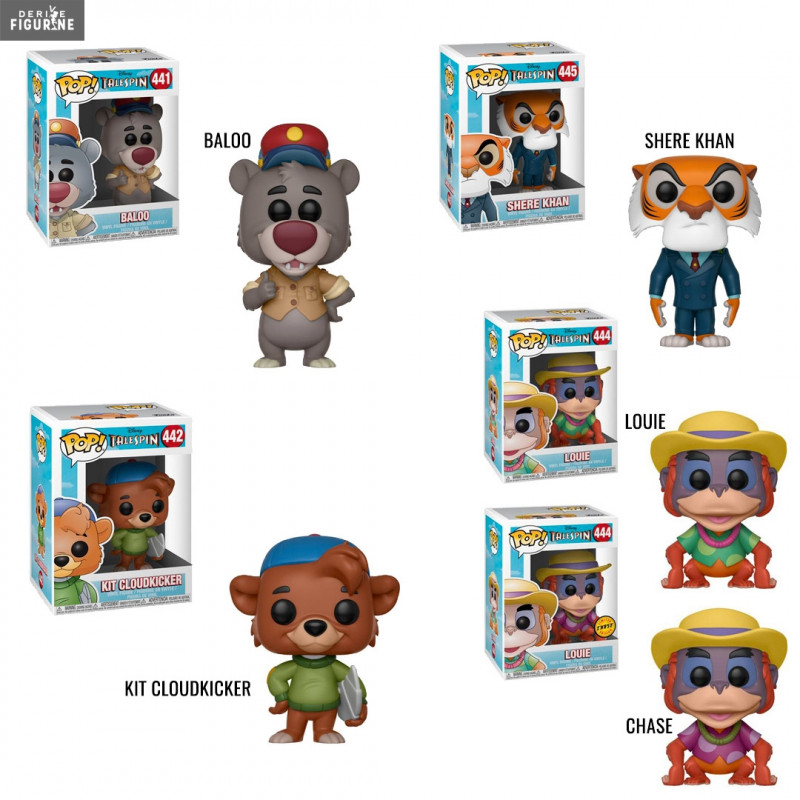 Talespin Pop Of Your Choice Disney Funko