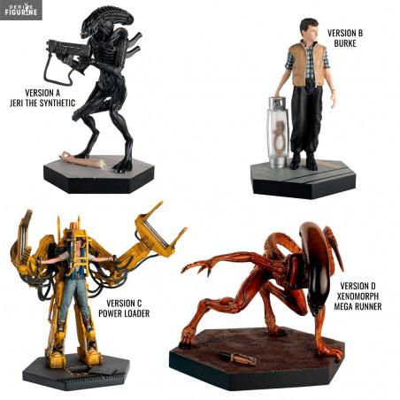 The Alien & Predator Collection - Figure of your choice, Jeri, Burke, Power  Loader or Mega Runner Xenomorph