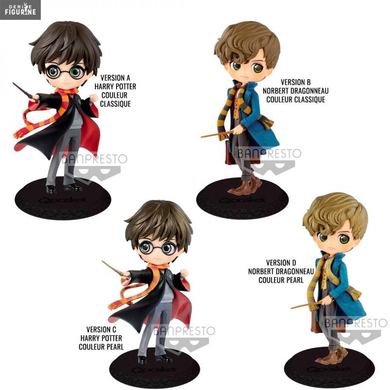 Q posket Harry Potter Special Color Harry 100/% Authentic!! Qposket