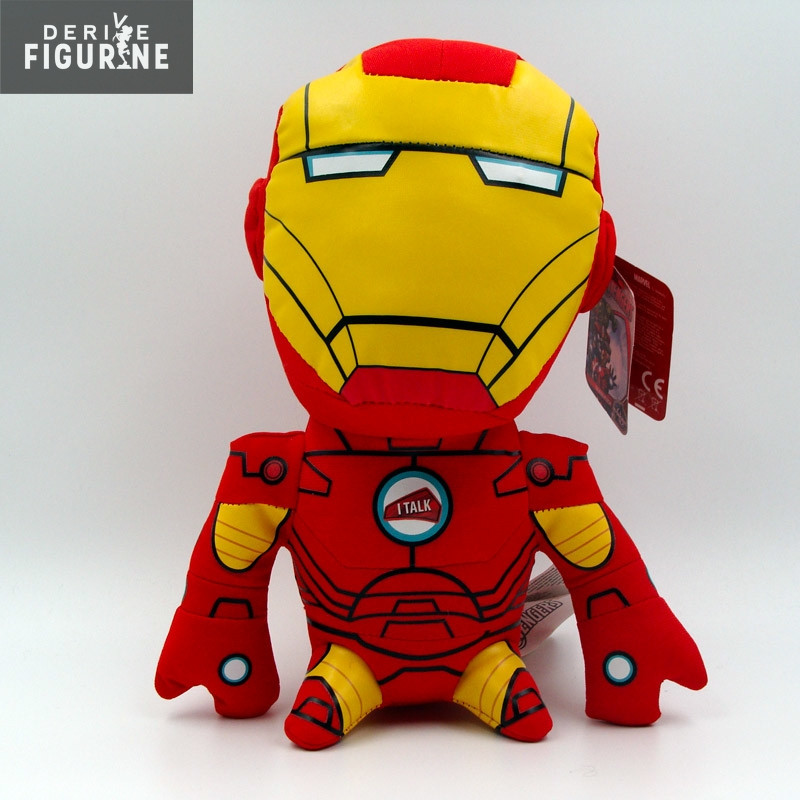 new product 70c4a a1748 Peluche Avengers - Iron man - Underground Toys