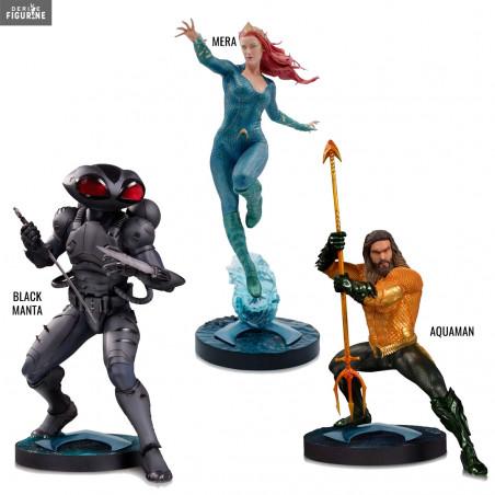 Funko Mystery Minis DC Super Heroes /& animaux de Nombreux à Choisir-Aquaman Storm