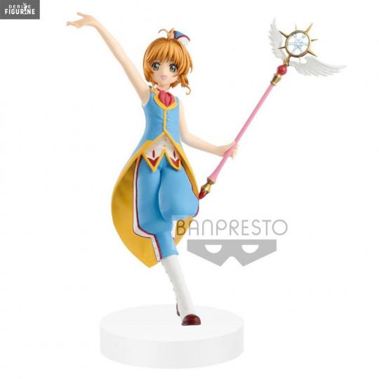 Clear Card Sakura Kinomoto EXQ Figure Cardcaptor Sakura