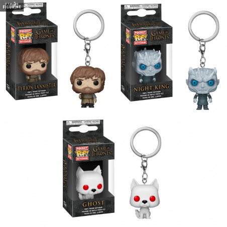 Game of Throne-Tyrion Lannister Keychain Funko Pocket POP