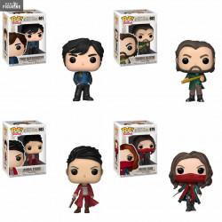 Pop! Mortal Engines au choix - Tom, Hester, Thaddeus ou Anna