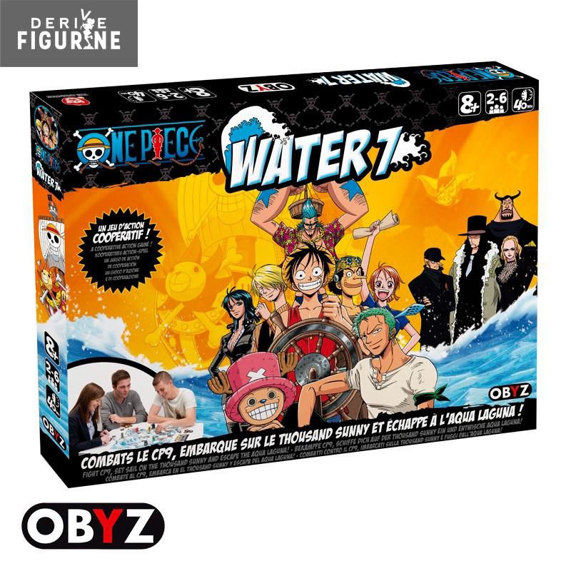 jeu de soci t one piece water 7 obyz. Black Bedroom Furniture Sets. Home Design Ideas