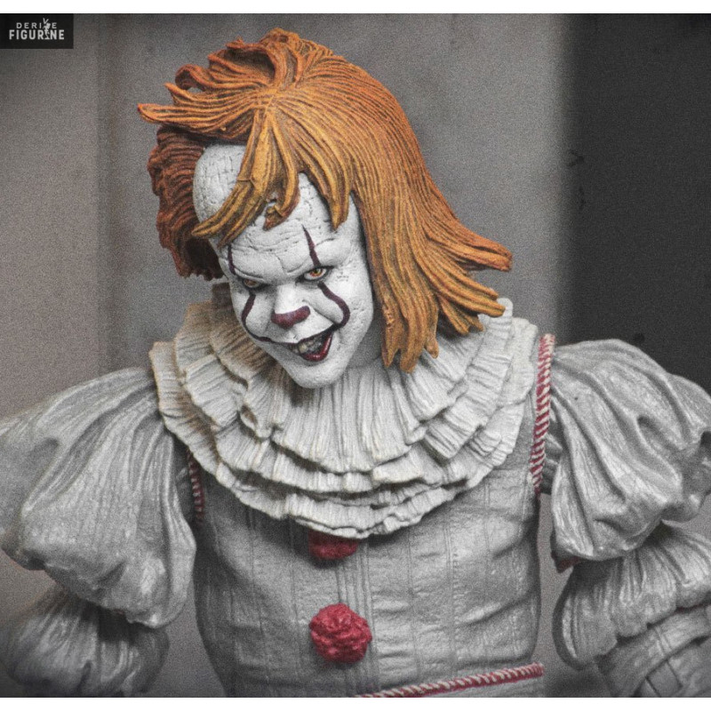 Pennywise (Well House) figure, Ultimate - It 2017 - NECA