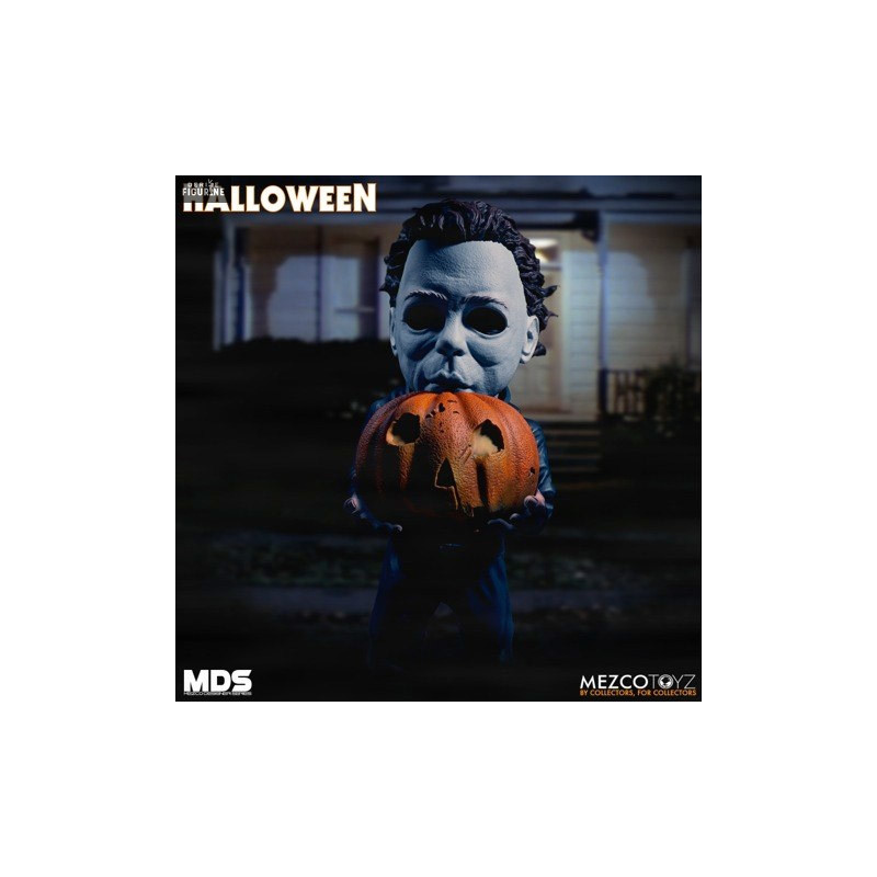 1978 Michael Myers Official MDS Figure By Mezco Toyz Halloween