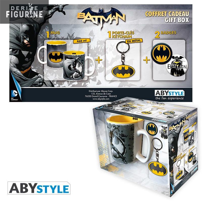 Gift Box Dc Comics Batman Abystyle