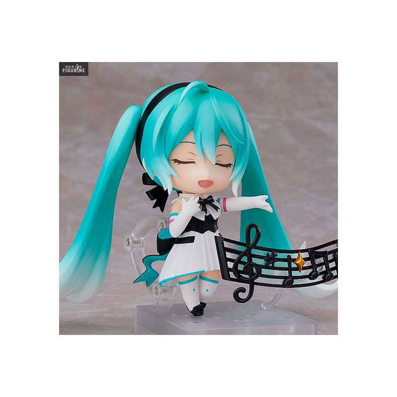 Toys & Hobbies Hatsune Miku Spring School Wear Figure Japan Anime Model Lovely Action Figures Collectible Model Kids Toys Bright Luster