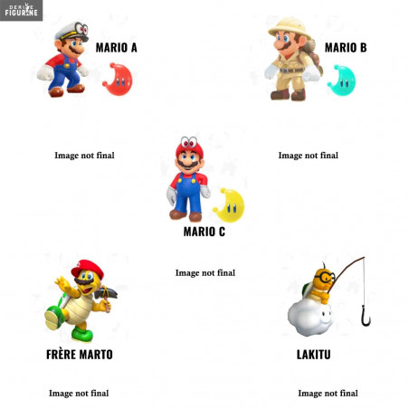 MARIO A3 GLOSSY POSTER 3A