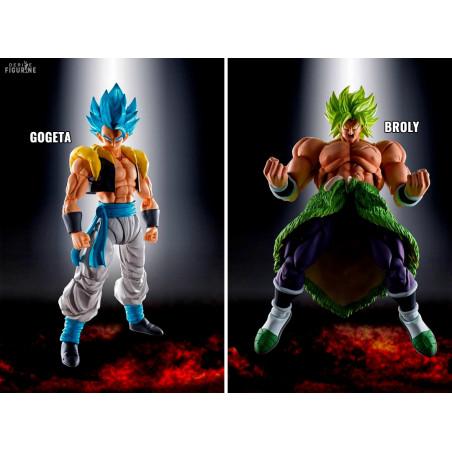 Banpresto Dragon Ball Z Dragonball WCF Mega Legendary Super Saiyan Broly 14cm