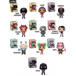 Figures Fortnite And Merchandising Products