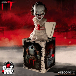 """2017 I Heart Derry Ultimate Edition, 7/"""" sanglante NOUVEAU NECA Pennywise il"""