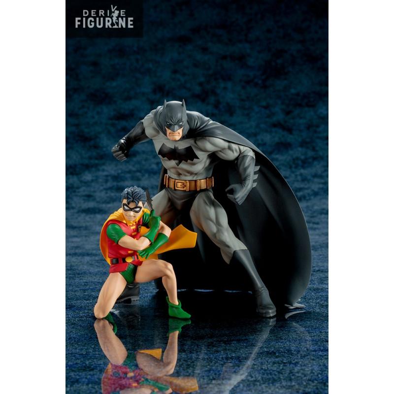 Figurine batman et robin dc comics kotobukiya - Image de batman et robin ...