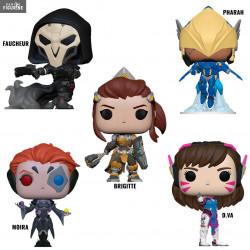 Overwatch Pop! - Reaper, D Va, Brigitte, Pharah or Moira