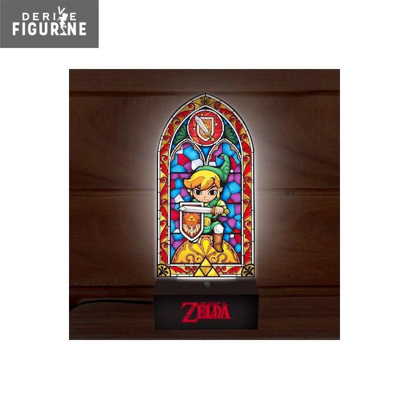 Lampe The Legend of Zelda - Vitrail Link - Paladone