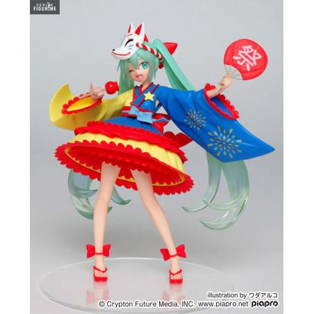 Hatsune Miku 2nd season Halloween Ver Non Scale Figure by Taito *NEW* Vocaloid
