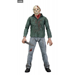 Neca Friday The 13th Camp Crystal Lake Ensemble D/'Accessoire