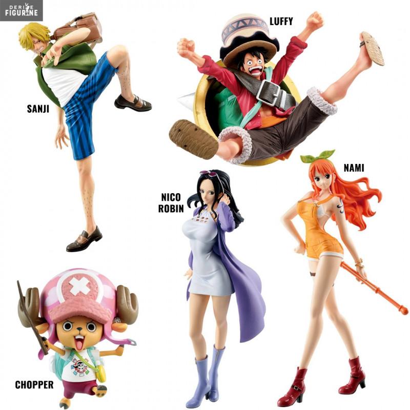 Nami, Nico Robin, Chopper, Sanji or Luffy figure, Ichiban Kuji - One Piece  : Stampede - Bandai