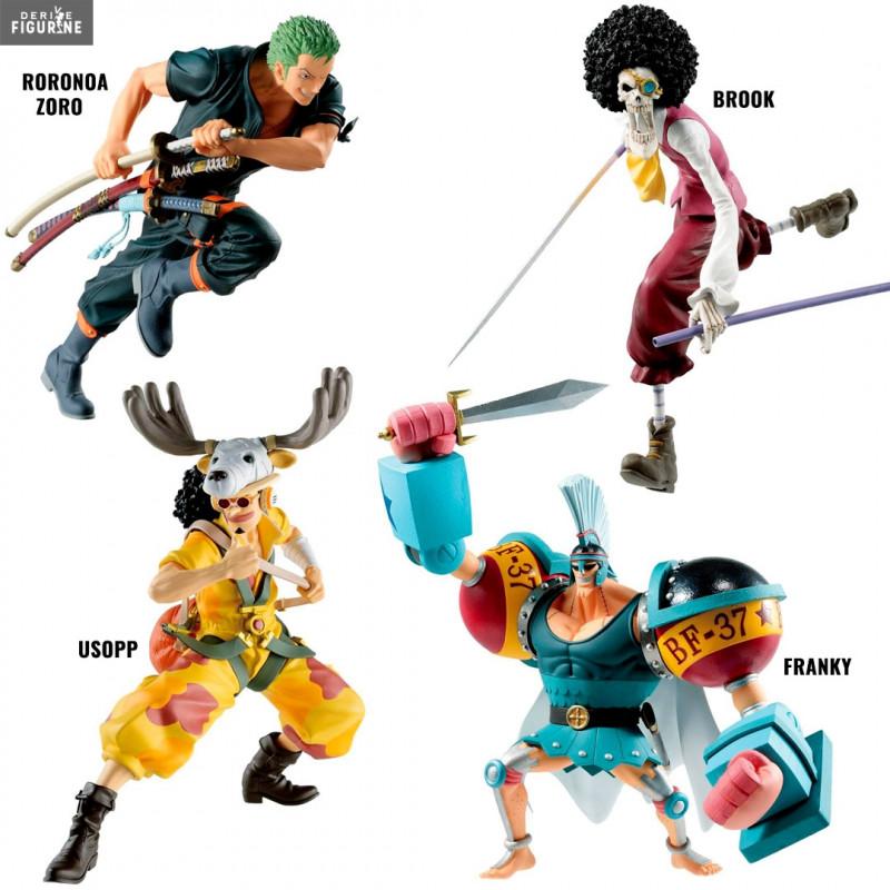 Usopp, Brook, Zoro or Franky figure, Ichiban Kuji - One Piece : Stampede -  Bandai