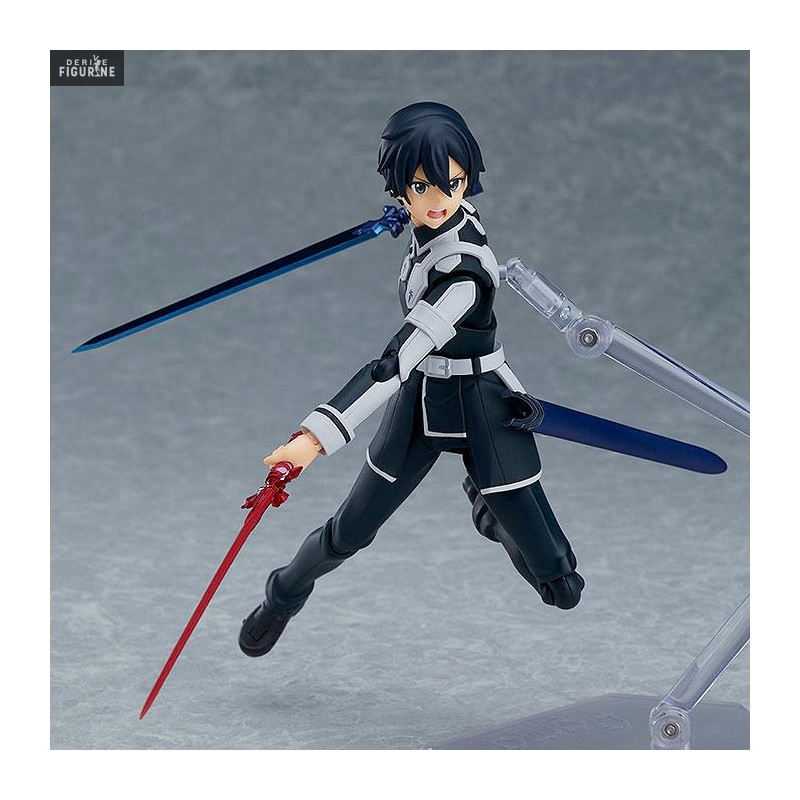 Kirito figure, Figma - Sword Art Online : Alicization - Max Factory
