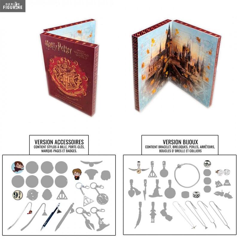 Skyrim Calendrier.Calendrier De L Avent Bijoux Ou Accessoires Harry Potter The Carat Shop