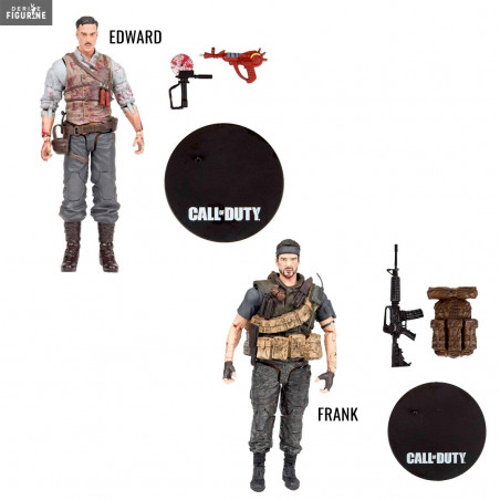 Black Ops 4 Action Figure Frank Woods 15 cm McFarlane Toys Figures Call of Duty