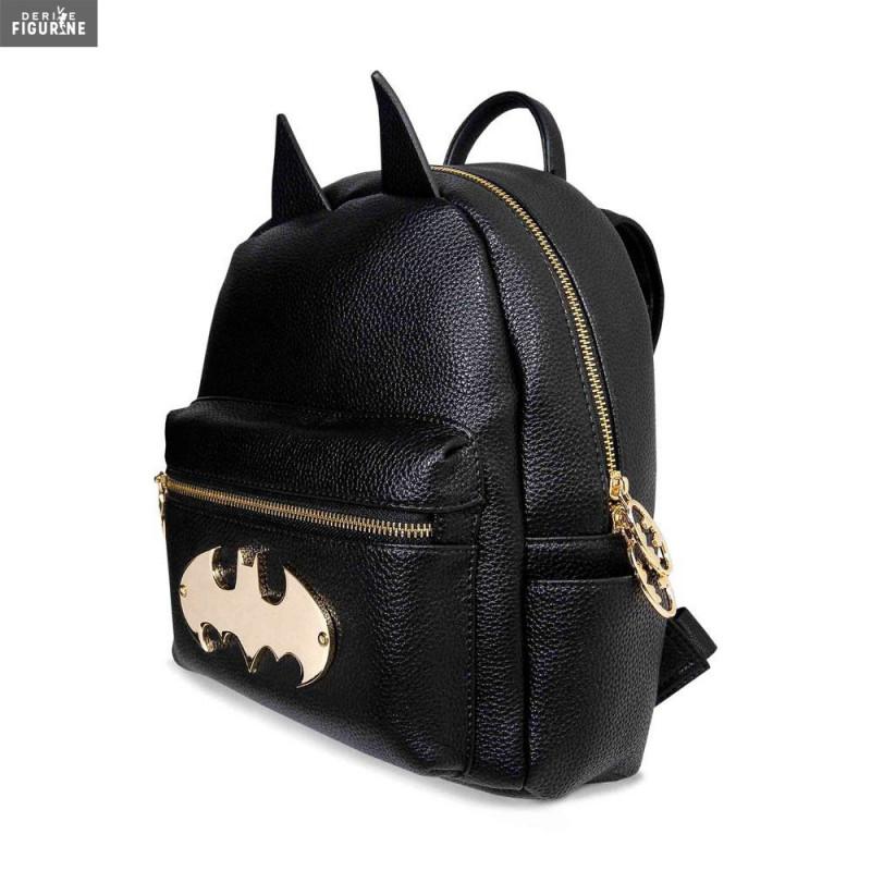 sac dos batman gold logo dc comics uwear