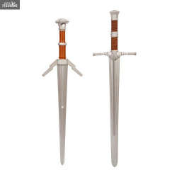 PRE ORDER - The Witcher - Pack 2 swords replice Steel and Silver