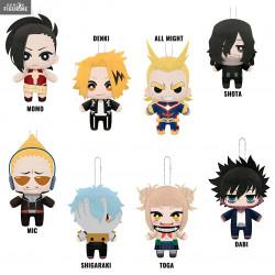 PRE ORDER - Plush My Hero Academia - Momo, Denki, All Might, Shota, Mic,  Shigaraki, Toga or Dabi, Dangler