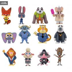 Mattel Teen Titans Go Mystery Minis Vous Choisissez Terminer votre set série 1