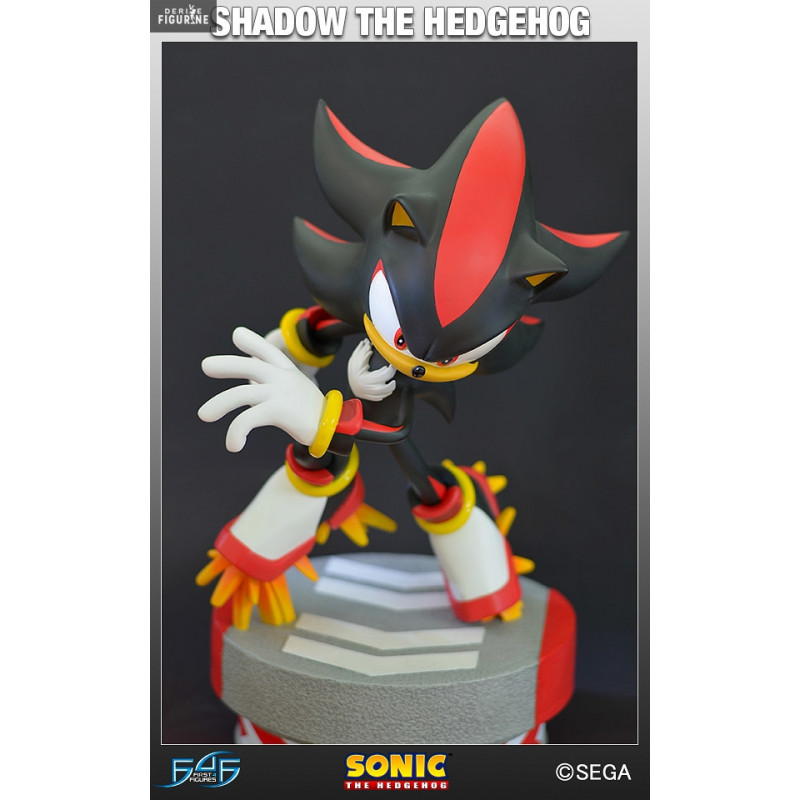 Shadow Figure Sonic The Hedgehog First4figures
