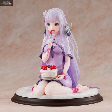 1//7 Figure N Anime Re:ZERO Starting Life in Another World Rem Birthday Cake Ver