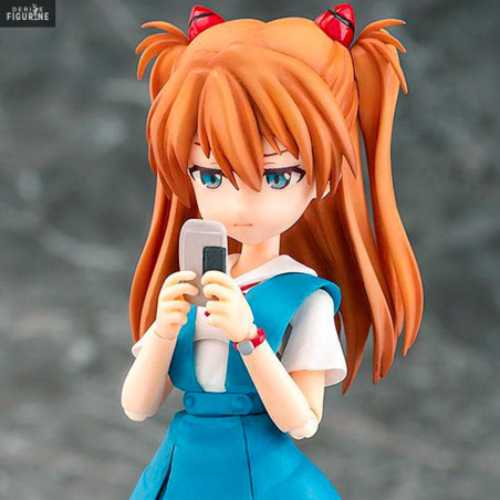 Sega Rei Ayanami /& Asuka Shikinami Langley PVC Figure Limited Edition