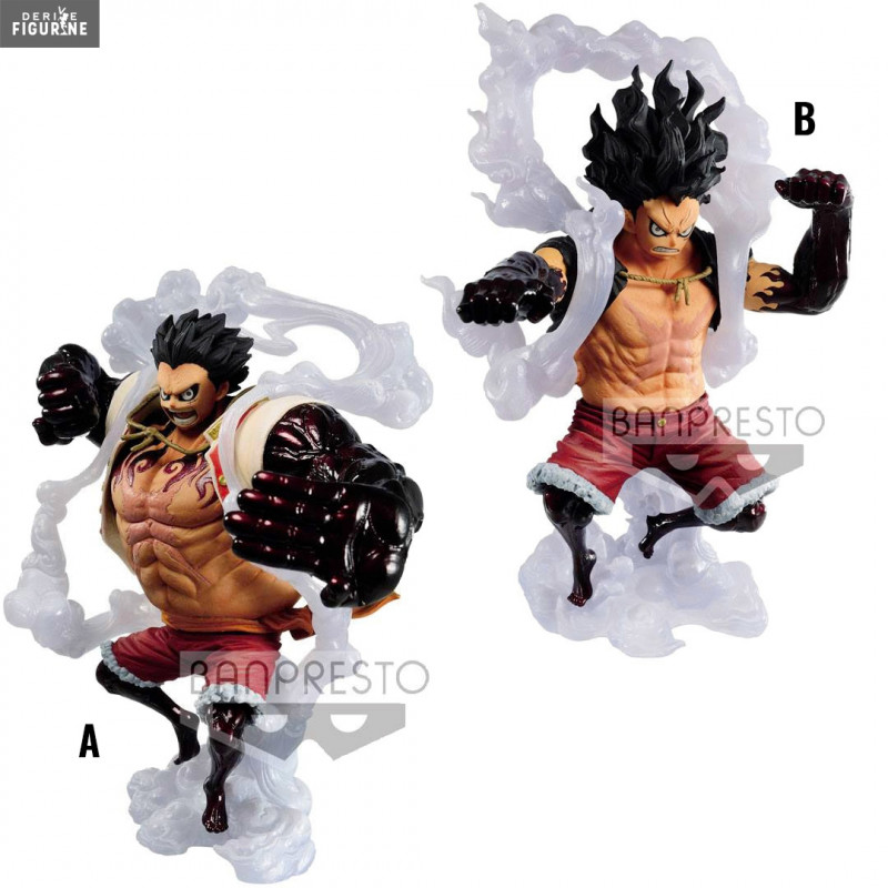 Monkey D Luffy Gear 4 Special Figure Ver A Or B King Of Artist One Piece Banpresto