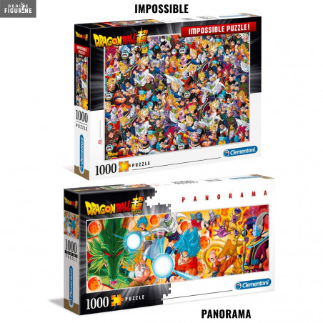 Dragon BALL SUPER Panorama Puzzle 1000 pezzi