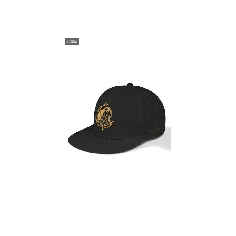 Casquette Snapback Monster Hunter World Logo Level Up Wear